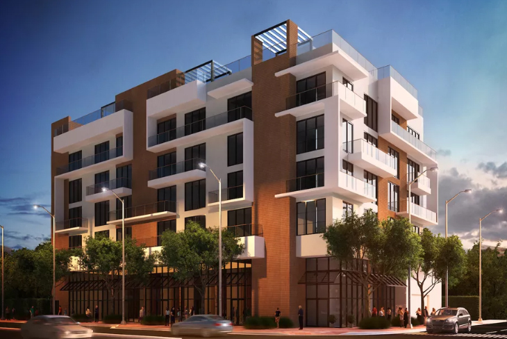 New mixed-use development unveiled for Coconut Grove's revitalized Grand Avenue
