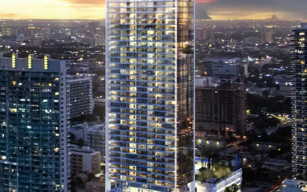 Vertical Construction Beginning At 57-Story Missoni Baia