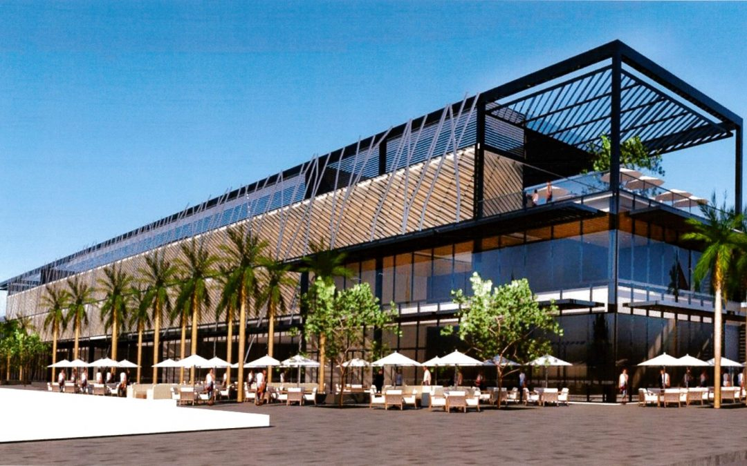 Retail & Restaurant Building Planned At Worldcenter's 7th Street Promenade