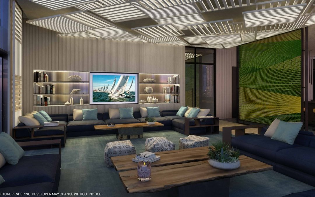 YOTELPAD AMONG MIAMI'S FASTEST SELLING PROJECTS EVER AT 90% SOLD, RELEASES NEW INTERIOR RENDERINGS