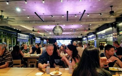 What's the best food hall in Miami? We tried every one from South Beach to Aventura to find out