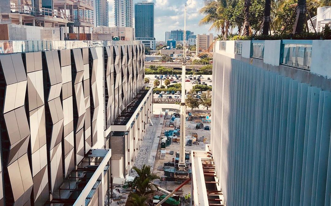 MIAMI WORLDCENTER SET TO COMPLETE OVER 200K SQUARE FEET OF RETAIL BY YEAR END