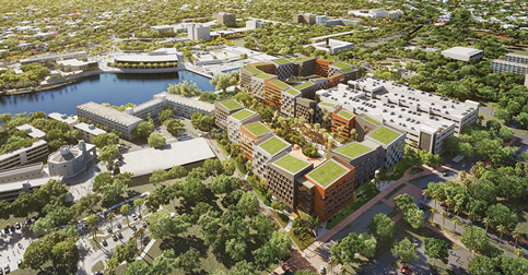 University of Miami housing complex moves forward