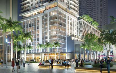 Retail, condos, apartments advance at Miami Worldcenter