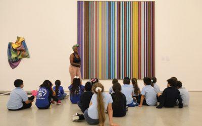 Pérez Art Museum Miami hails its educational efforts