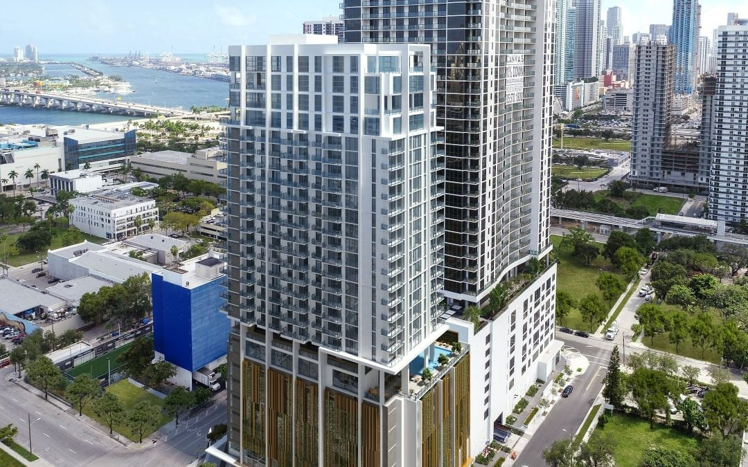 29-STORY 17TH STREET APARTMENT TOWER SUBMITTED TO THE FAA AT 370 FEET ABOVE GROUND