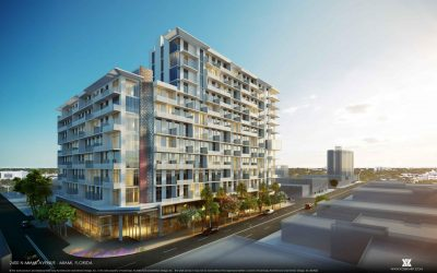 WYNWOOD PROPOSAL FOR 2400 N. MIAMI AVE SUBMITTED WITH 236 RESIDENTIAL UNITS