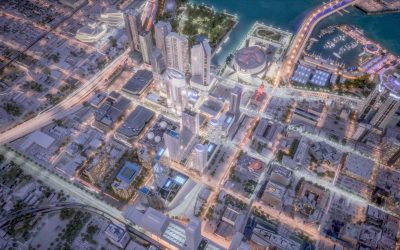 MIAMI WORLDCENTER'S BLOCK B SOLD FOR $27 MILLION, WITH ZONING FOR A MIXED-USE PROJECT