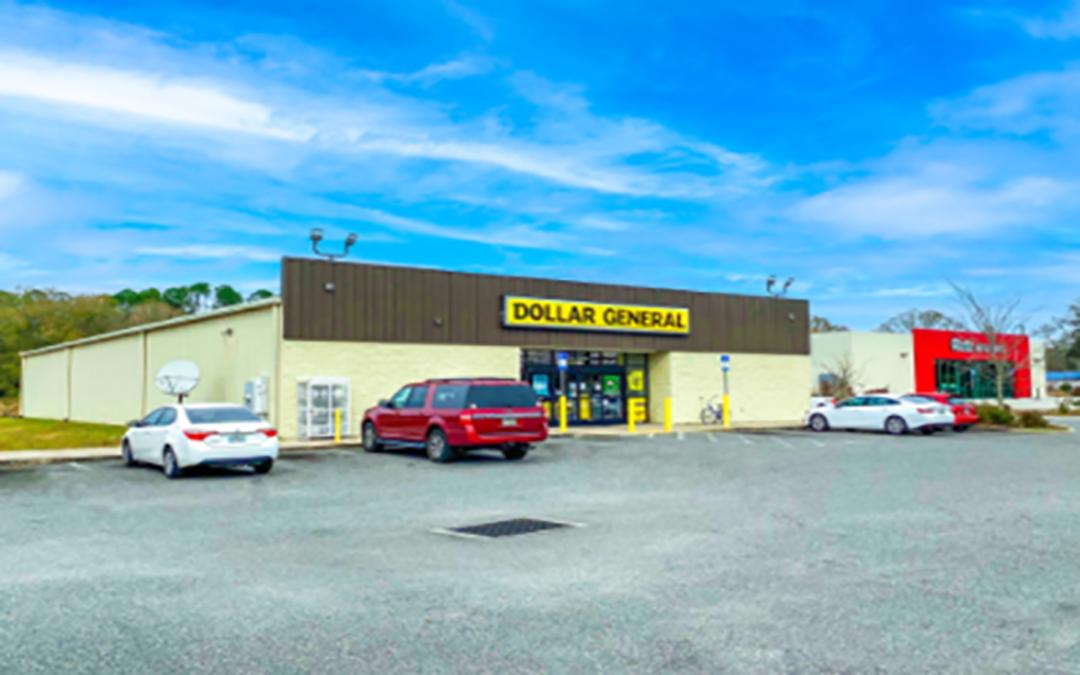 Dollar General (NNN) Jacksonville, Florida  Corporate Guarantee (17,000 stores)